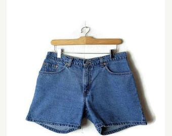 ON SALE Vintage Levi's Denim Shorts from 90's*