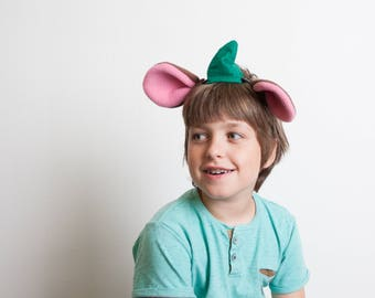 Cinderella's mouse friend Gus Gus headband