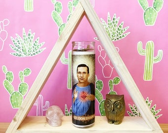 Saint Don Draper // Mad Men Prayer Candle