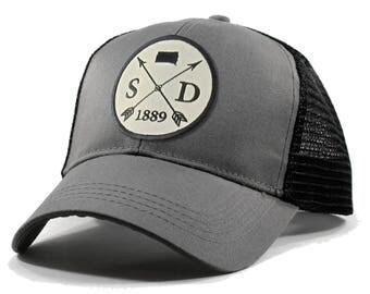 Homeland Tees South Dakota Arrow Hat - Trucker