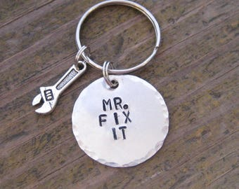 FATHER'S DAY GIFT - Golf Keychain, Golf Father's Day Gift, Golf Gift