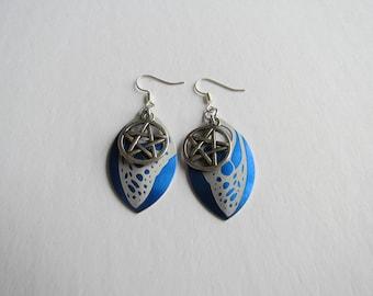 Butterfly Witch Earrings