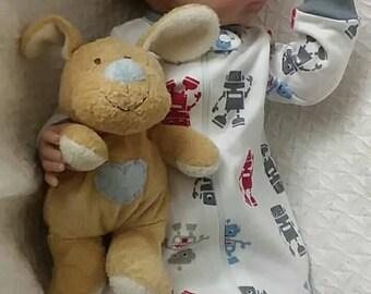 Finished Reborn Harper Newborn baby boy