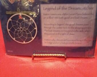 Legend of the Dream catcher ornament