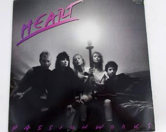 Heart Passionworks Vinyl LP Record Album QE 38800