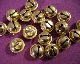 10 bells, gold (273)