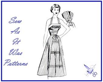 "1950s Fashion Cut Vintage Sewing Pattern 6926 Halter Neck Flared Summer Sun Dress Kimono Sleeve Bolero Crop Jacket Size 16 Bust 36"" 92cm"