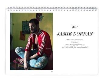Jamie Dornan Vol.2 - 2018 Calendar
