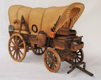 Covered Wagon Replica