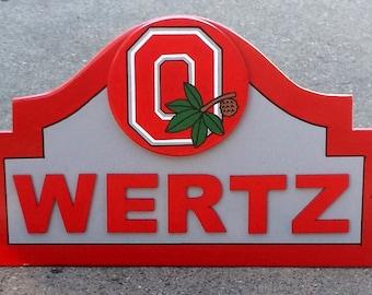 Ohio State Etsy