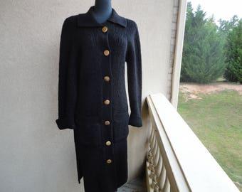 Rosanna Wool Sweater/Coat