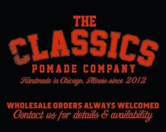 The Classics Pomade Company Summer Peach/Vanilla tobacco