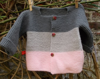 Sweater tube three colors size 6 months