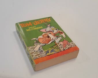 Tom and Jerry Big Little Book