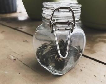 Simple Herbal Spell Jar