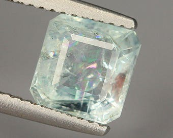 2.19 Ct Natural Lite Blue AQUAMARINE