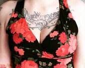 Nursing bra / Sports bra- maternity bra, breastfeeding bra, bikini, water birth, yoga top, handmade, custom bra, sleeping bra, labor top