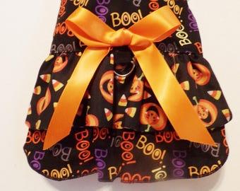 Halloween Harness Dress Small