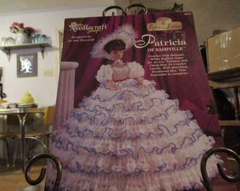 """Victorian Collection """"Patricia of Nashville"""" Crochet pattern"""