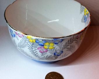 royal stafford sugar bowl