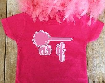 "Clueless ""As If!"" - Cher Horowitz - Baby Bodysuit, Baby T-Shirt, Toddler T-Shirt"