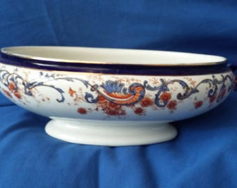 Vintage Decorative Royal Doulton Fruit Bowl