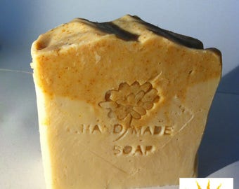 Tumeric & Goatsmilk Soap