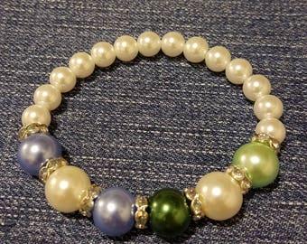 Personalized Family Jewelry - Mother's Bracelet
