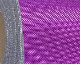 Embossed Purple Metallic 20 inches Heat Transfer Vinyl Film By The Yard