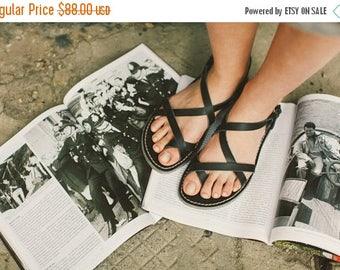 SALE 25% OFF: Black Gladiator Sandals, Gladiator Sandals, Black Gladiators, Greek Sandals, Leather Sandals, Summer Shoes, Strappy Sandals, L