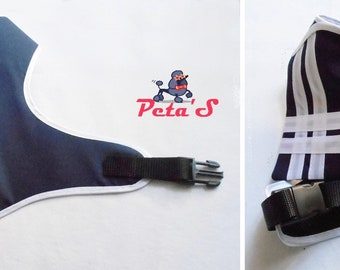 Dog harness- Navy