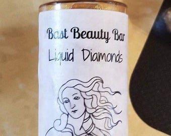 Golden Goddess Liquid Diamonds
