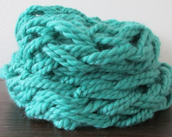 Green Arm Knit Infinity Scarf