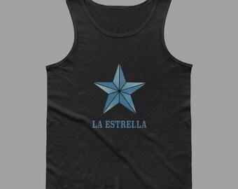La Estrella Men's Loteria Tank Top