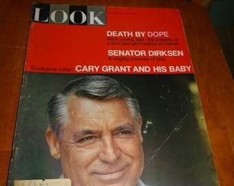 Vintage Look Magazine July 26, 1966