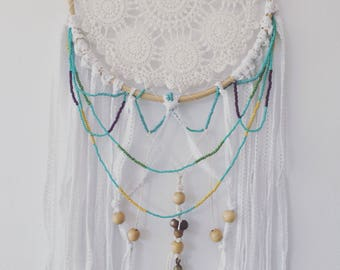 dream catcher || blue bali