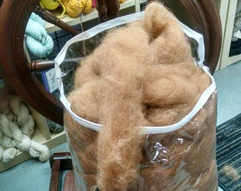 Alpaca Roving One Pound