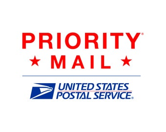 Upgrade to Priority Express 1-day Shipping- Small Flat Rate Envelope/Package - USPS Priority Express Shipping Upgrade to Existing Order