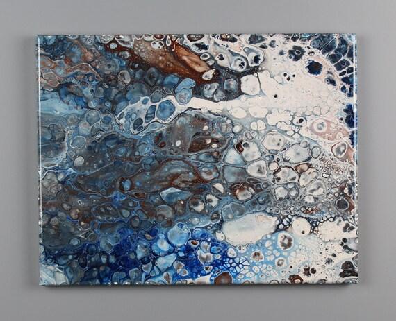 Kilt ~ Acrylic Painting by Katie Friend ~ KLF Studio