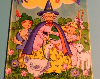 Mother Goose by Rand McNally