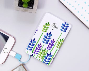 Slim Battery Power Bank For Mum - Mother's Day Gift - Phone Power Bank For Mum - Mother's Day Gift - Portable Battery - Gift For Mum