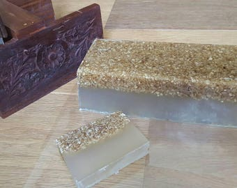 Honey and Oat Craft Soap