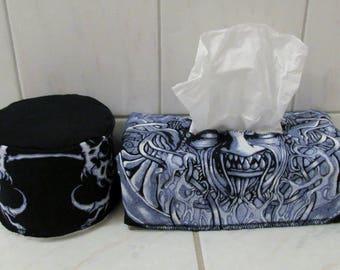 Finntroll Tissue Box & TP Cover DIY Folk Metal Decor