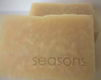 A Simple Soap-rice soap, rice bran, all natural soap, vegan soap