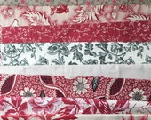 Rare French General for Moda Fabrics Remnant Bundle