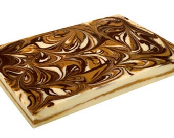 Tiger Butter Fudge Buy 1 LB get 1/2 LB of our Classic Chocolate FREE!