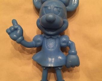 1970s Marx Toys Minnie Figurine