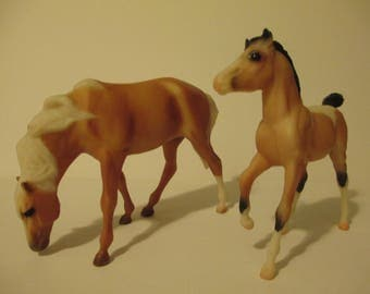 Breyer Horse and Foal