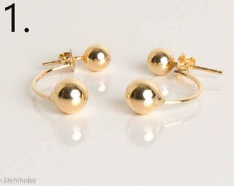 14k Gold Filled Earrings!