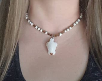 Hemp Necklace, Sea Turtle, Puka Shell Necklace, Hemp Jewelry, Turtle Necklace, Gift, Shell Hemp Necklace,  Handmade Jewelry, Hemp, Turtle